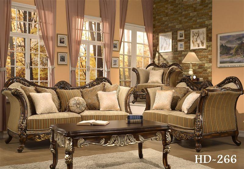 Homey Design 2 Piece Sofa Set Living Room Set